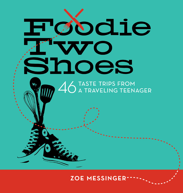 Foodie Two Shoes front cover